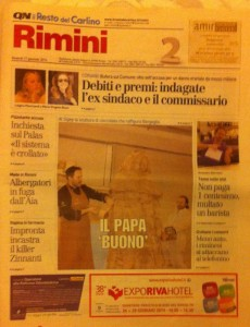 Paolo Moro Il Papa Buono 230x300