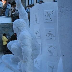 Paolo Moro Op Neve simposio su neve a Sauze DOulx anno 2005 300x300