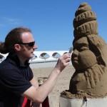 Paolo Moro Scultura su sabbia 150x150