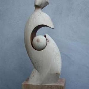 Paolo Moro Vita. Legno di cirmolo 300x300