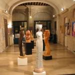 Scultore Paolo Moro. Mostra Palazzo Scotti Treviso anno 2006 150x150