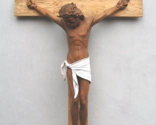 Scultore Paolo Moro. Sculture opere sacre. Crocifisso