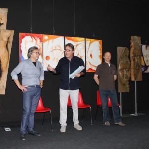 Mostra a Palazzo Crepadona 2014 Bruno Fontana  300x300