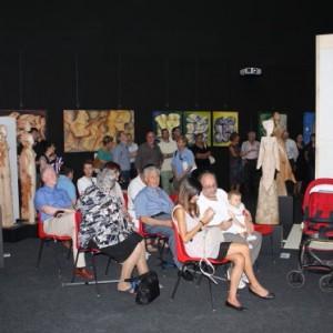 Mostra a Palazzo Crepadona 2014 Pubblico.. 300x300