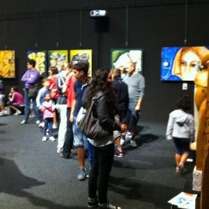 Mostra Palazzo Crepadona 2014 Pubblico.... 300x300