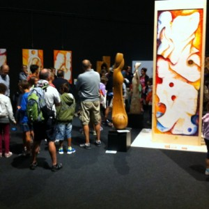 Mostra a Palazzo Crepadona 2014 Pubblico... 300x300