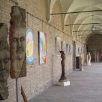 Scultore Paolo Moro. Mostra Chiostro San francesco anno 2008 Treviso 150x150