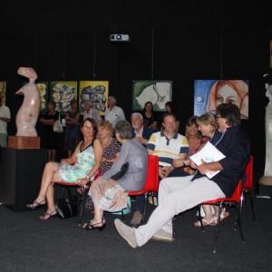 Mostra a Palazzo Crepadona 2014 Pubblico. 300x300