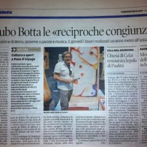 Corriere delle Alpi Al Cubo Botta 300x300