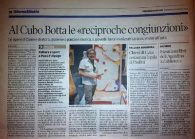 Corriere delle Alpi Al Cubo Botta e1408469465853