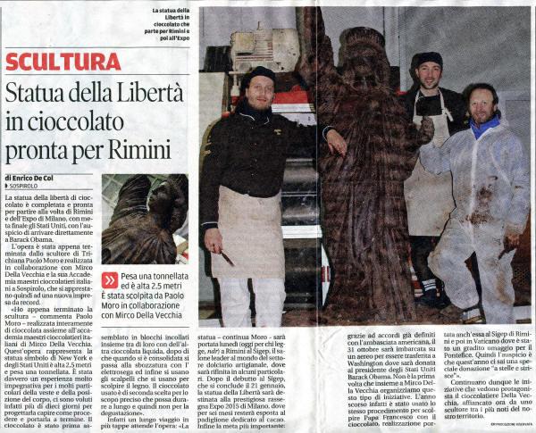 Corriere delle Alpi Rimini