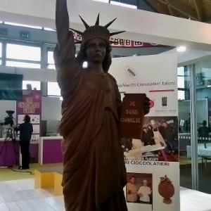 Statua della Liberta. Cioccolata Anno 2015 300x300