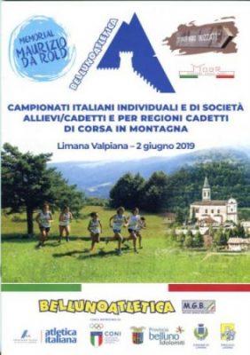 Campionati Italiani corsa in montagna Limana BL e1557049783279
