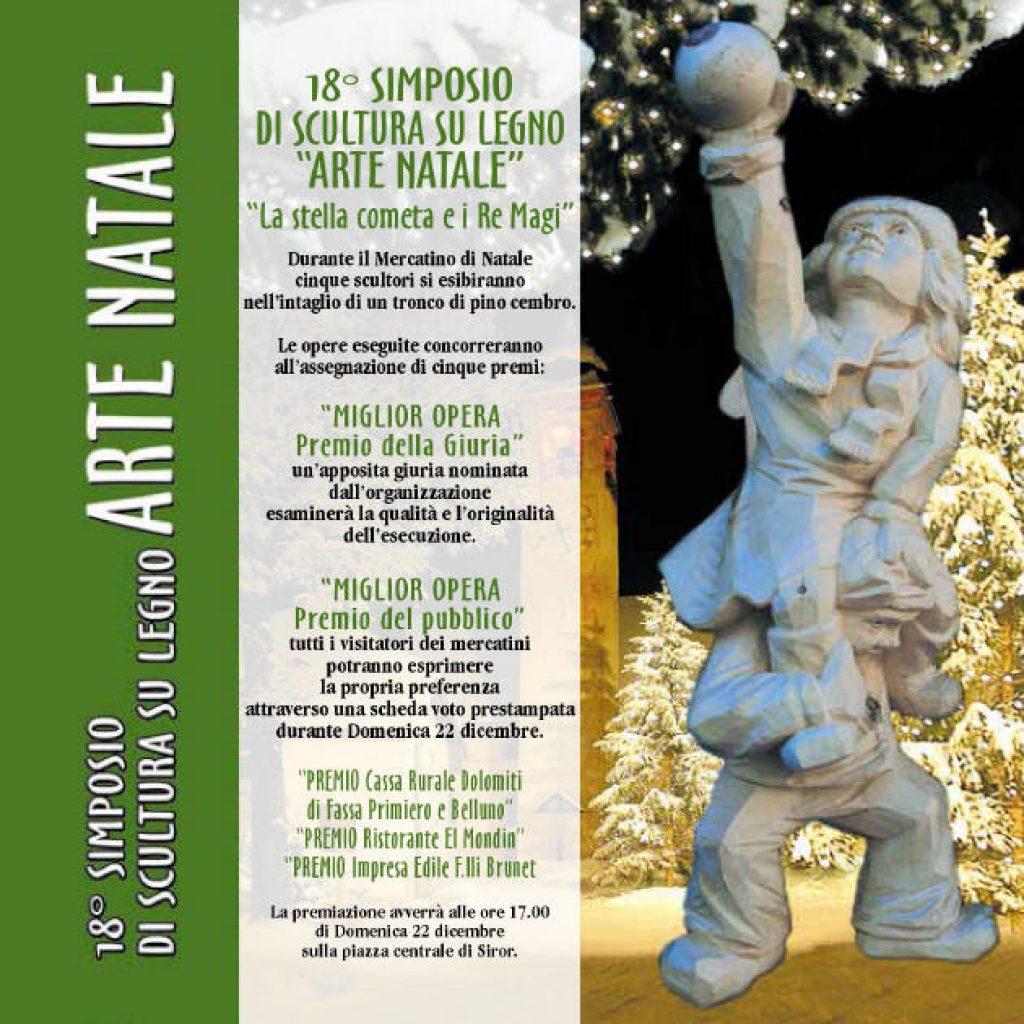 18° Simposio di scultura su legno ARTE NATALE 1024x1024