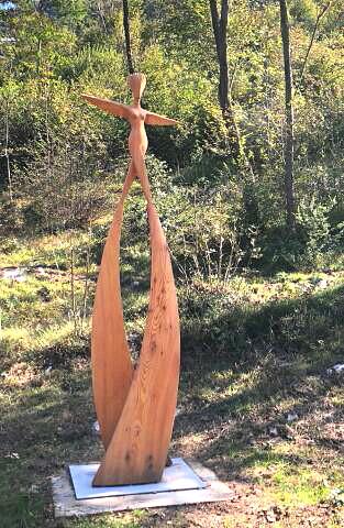Lassu.legno di Larice. Anno 2020